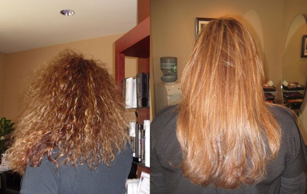 Color & Highlighting, Keratin Treatment